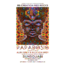 Papadosio tickets at Red Rocks Amphitheatre in Morrison