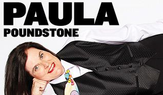 Paula Poundstone tickets at Arvest Bank Theatre at The Midland in Kansas City