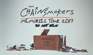The Chainsmokers tickets at Forest Hills Stadium in Queens