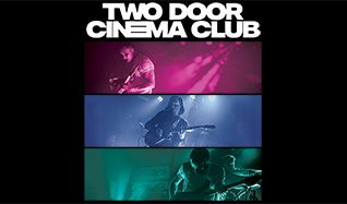 Two Door Cinema Club tickets at Arvest Bank Theatre at The Midland in Kansas City
