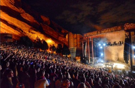 It's never too early to start thinking about Red Rocks 2017!