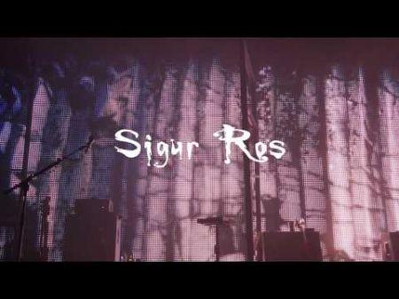 Sigur Rós design fall European tour