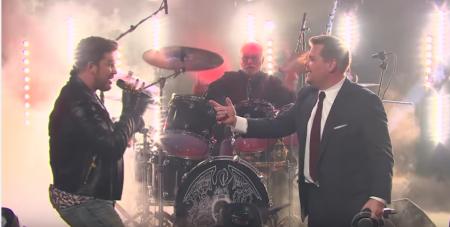 Watch James Corden vs. Adam Lambert: The Queen frontman battle