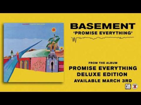 Basement sign to Fueled By Ramen, release re-recorded version of 'Promise Everything'