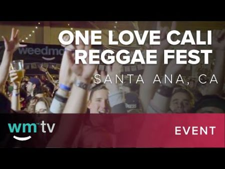 People get ready, the One Love Cali Reggae Fest is about to go down