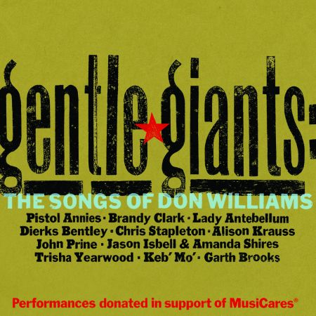 Artists honor Don Williams with an upcoming tribute album.