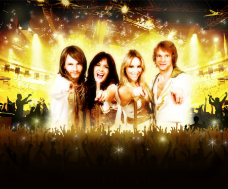 The Music of ABBA Arrival From Sweden are coming back to Red Rocks this summer