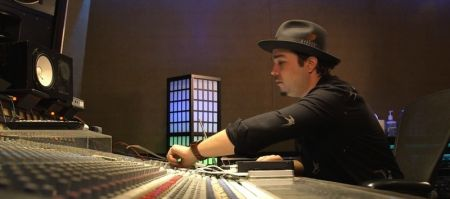 Audio engineer Drew Drucker brings AXS into the world behind the studio doors...  (watch video)