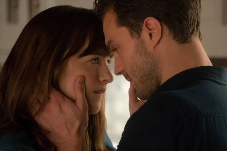 Movie review: 'Fifty Shades Darker' so bad it hurts