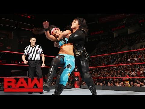 Bayley getting title shot at 'WWE Monday Night Raw' in Las Vegas