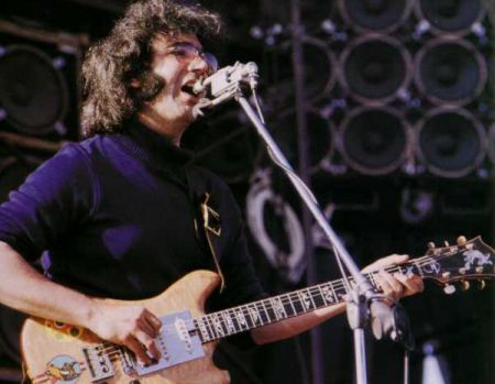 "Jerry Garcia's ""Wolf"" guitar will be going up for auction next month to help raise money to fight against hate groups and social injustice."