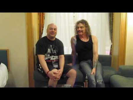 Overkill new album preview on 70000 Tons of Metal cruise, released Friday