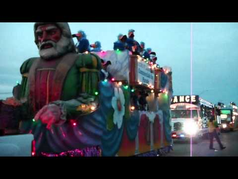Mardi Gras parades in Texas 2017