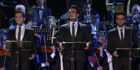 """Il Volo perform the famous """"Nessun Dorma"""""""