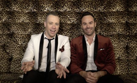 The Naked Magicians are coming to the City National Grove of Anaheim on March 30. Get your tickets on AXS!