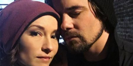 Chyler Leigh and Nathan West release delightful new song for Valentine's Day