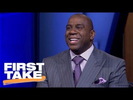 Magic Johnson wants Kobe Bryant involved with the Lakers