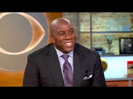 Magic Johnson expects Lakers rebuild to take '3-5 years'