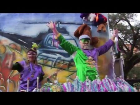 Best free family Mardi Gras events in Mobile 2017