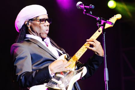 Nile Rodgers documentary, 'Lost In Music,' coming to the BBC this spring