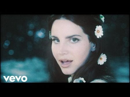 "Lana Del Rey releases a new music video for her single ""Love"""