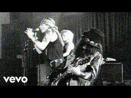 Top 10 best Guns N' Roses songs