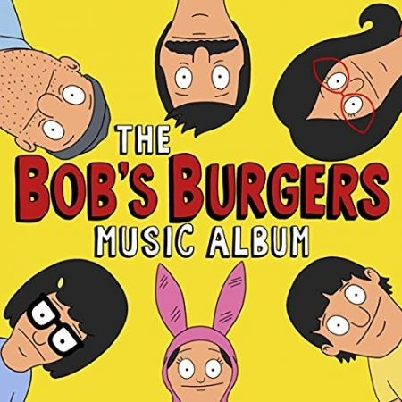 A massive Bob's Burger's music album will be released on May 12, and features appearances by St. Vincent, The National and more.