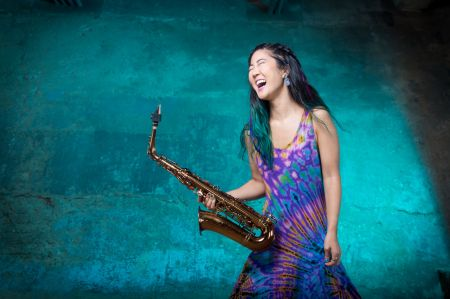 While saxophonist and vocalist Grace Kelly has performed at Seattle's Jazz Alley before, this will be her first time headlining with her own