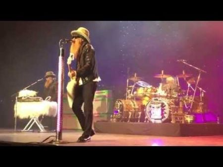 ZZ Top adds spring dates to 2017 US tour