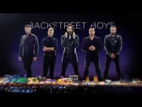 Backstreet Boys announce the beginning of their Las Vegas residency
