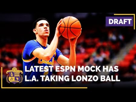 Father of UCLA's Lonzo Ball says his son will 'only play for the Lakers'