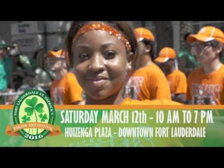 Best free family St. Patricks Day events in Miami and Ft. Lauderdale 2017