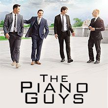 An Evening With... ThePianoGuys tickets at Arvest Bank Theatre at The Midland in Kansas City