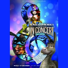 DreamWorks Animation Live in Concert tickets at The SSE Arena, Wembley in London