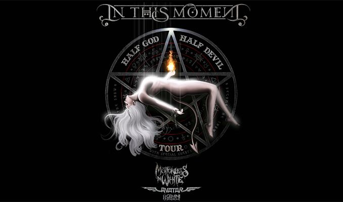 In This Moment tickets at Rams Head Live! in Baltimore