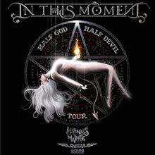 In This Moment tickets at Arvest Bank Theatre at The Midland in Kansas City