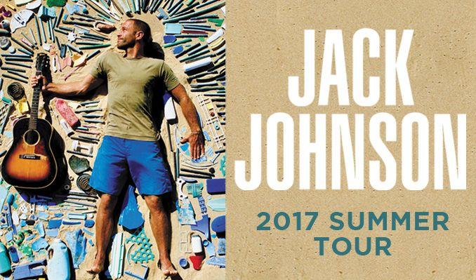 Jack Johnson tickets at Forest Hills Stadium in Queens
