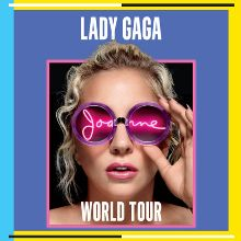 Lady Gaga tickets at Sprint Center in Kansas City