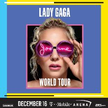 Lady Gaga tickets at T-Mobile Arena in Las Vegas