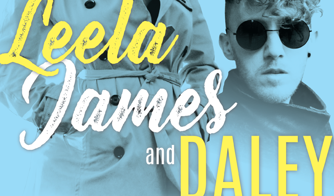 Leela James / Daley tickets at Apollo Theater in New York City