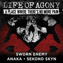 Life of Agony tickets at Starland Ballroom in Sayreville