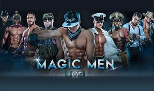 Magic Men Live! tickets at Arvest Bank Theatre at The Midland in Kansas City