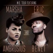 Marsha Ambrosius & Eric Benet tickets at The NorVa in Norfolk