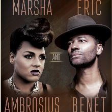 Marsha Ambrosius & Eric Benet tickets at Keswick Theatre in Glenside