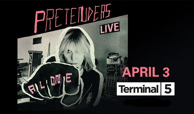 Pretenders tickets at Terminal 5 in New York