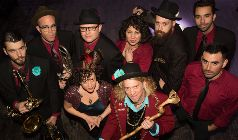 Squirrel Nut Zippers, Ozomatli tickets at Brooklyn Steel in Brooklyn