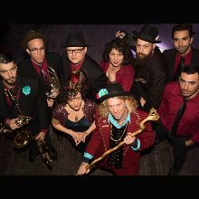Squirrel Nut Zippers tickets at El Rey Theatre in Los Angeles