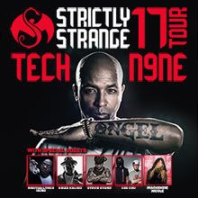Tech N9ne tickets at Arvest Bank Theatre at The Midland in Kansas City