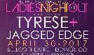 Tyrese & Jagged Edge tickets at Bellco Theatre in Denver
