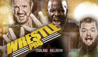 WrestlePro at Starland II featuring WWE 2017 Hall of Fame Inductee Diamond Dallas Page, Former WWE Superstars Hornswoggle and Blue Meanie, Impact Wrestling Star Moose, NJPW's Michael Elgin, Sam Roberts, Fallah, Kevin Matthews, Dan Maff, Pat Buck, Deonna Purrazzo and much much more. tickets at Starland Ballroom in Sayreville